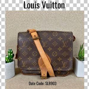 Louis Vuitton Crossbody bag MM cult sierre monogra